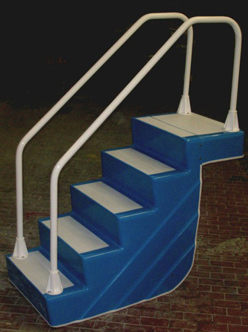 ADA Compliant Easy Stair, 5 Step Swimming Pool Access