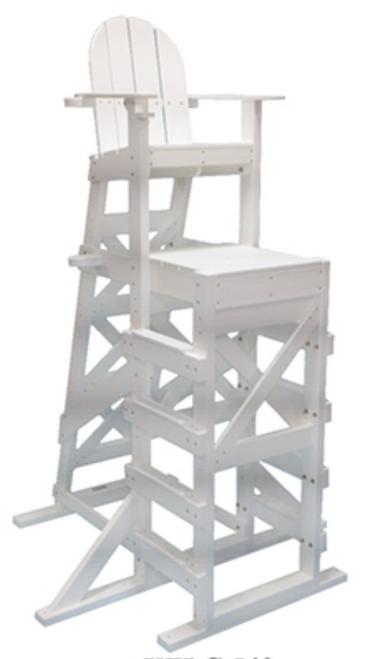Tailwind Tall Lifeguard Chair