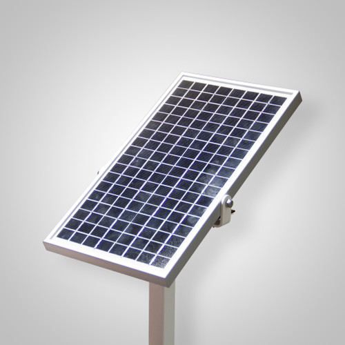 Solar Charging Station Scout Excel, Revolution, and Titan