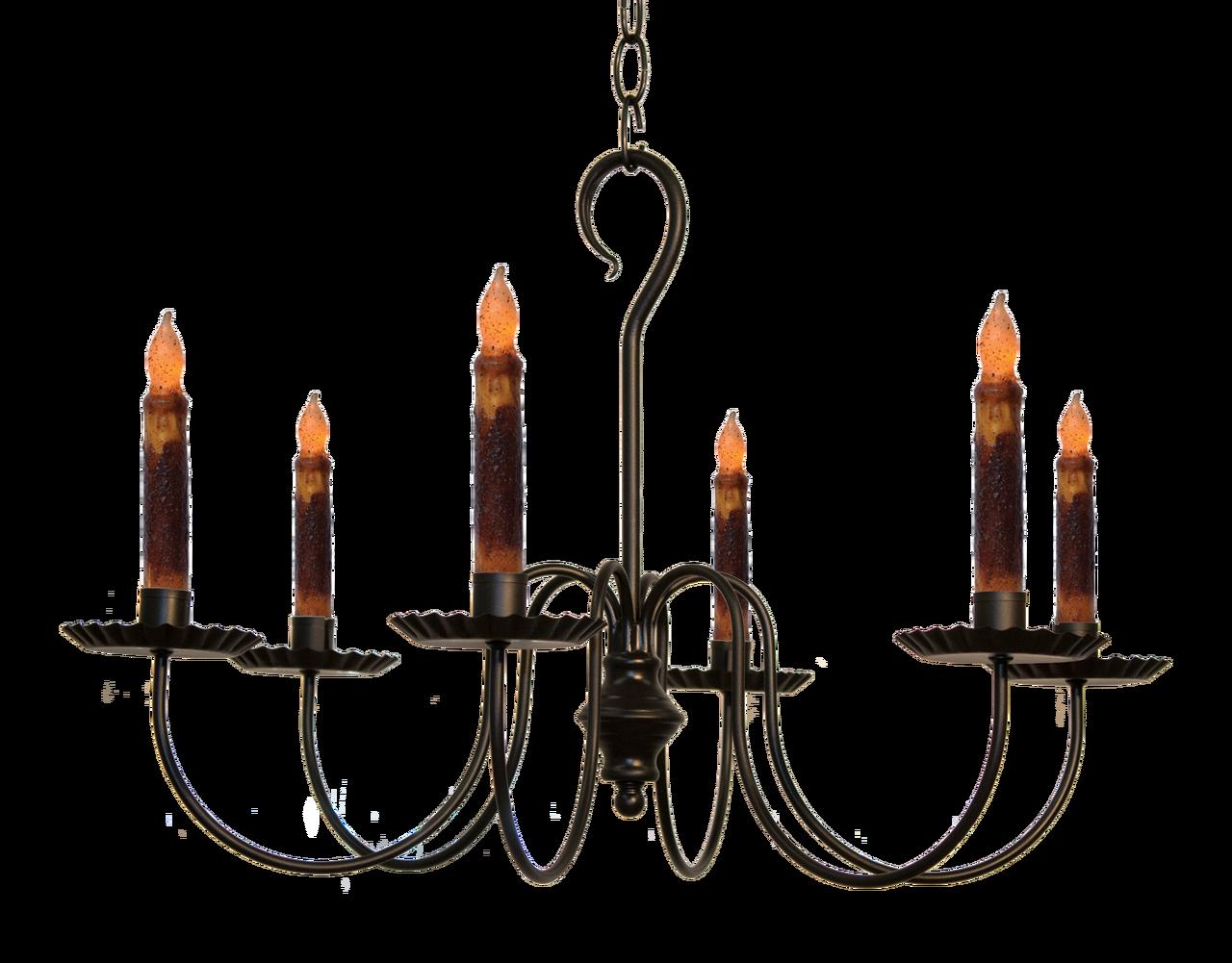Katies wilcox candle chandelier