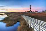 Historic American Lighthouses - Bodie Island North Carolina