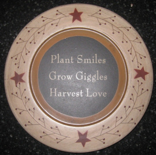 Plant-Grow-Harvest Plate