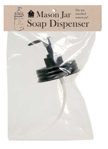 Mason Jar Soap or Lotion Dispenser Lid
