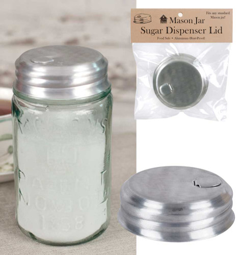 Sugar Dispenser Lid