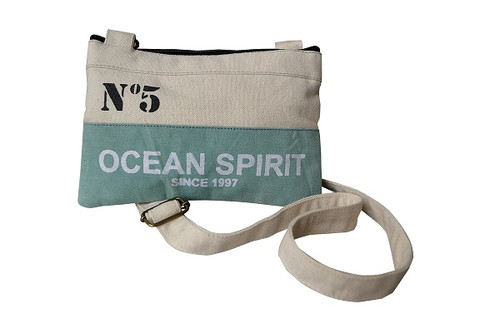 Ocean Spirit Cross Body Bag