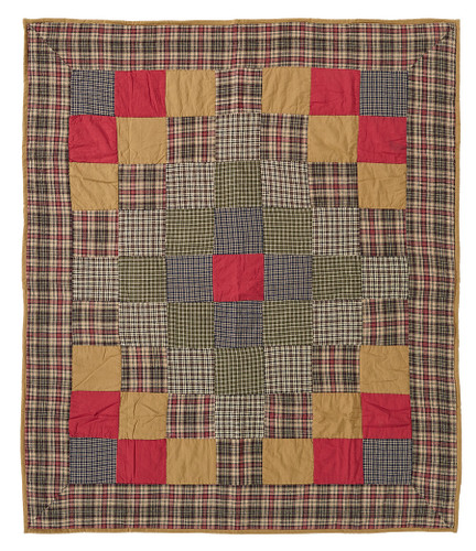 Emery Quilted Throw