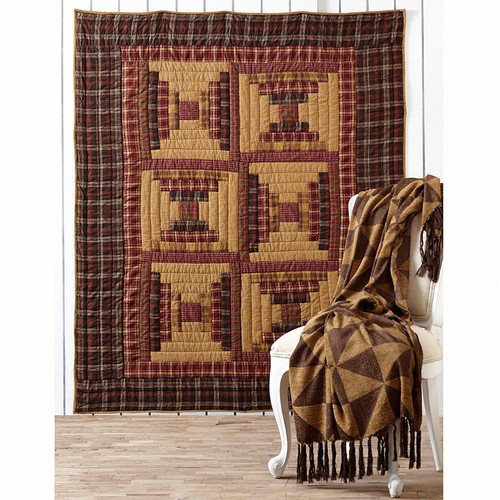 Kendrick Quilted Throw