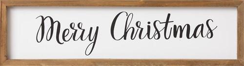 Merry Christmas Farmhouse Sign