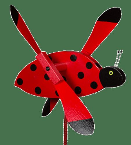 Ladybug Whirlybird