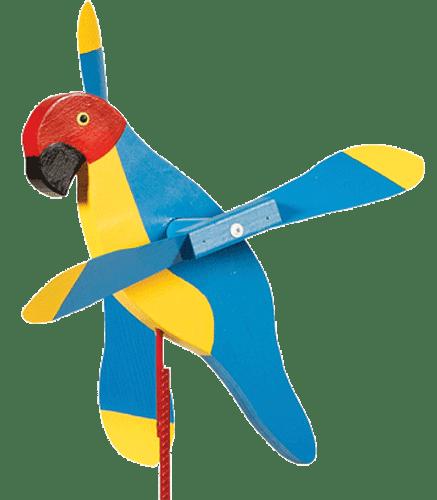 Macaw Whirlybird