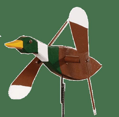 Mallard Duck Whirlybird