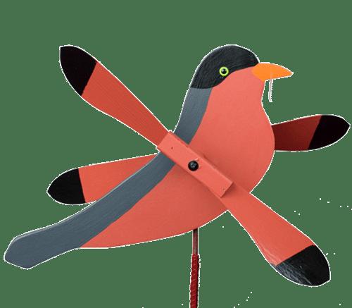Robin Whirlybird