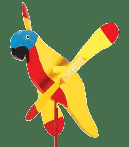 Sunshine Parrot Whirlybird