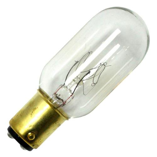 Replacement bulb for garden lighthouse rotating light kit.