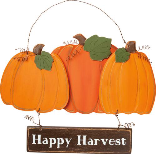 Happy Harvest Wall Decor