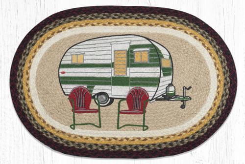 Camper Braided Rug