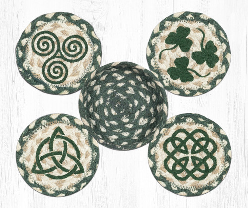 Irish Coaster Set