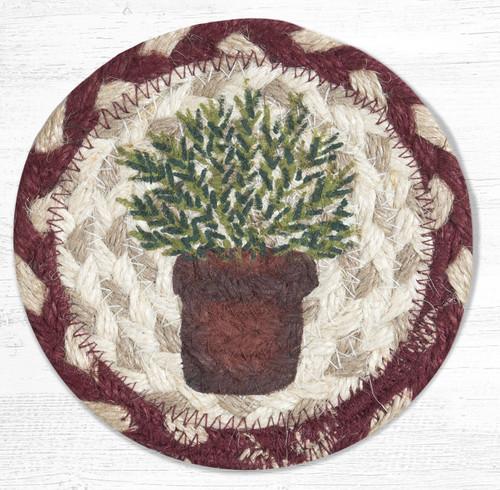 Rosemary Coaster