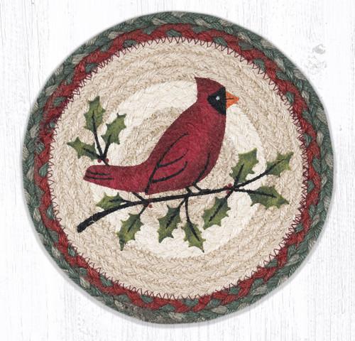 Holly Cardinal  Trivet