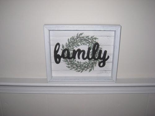 Framed Family Box Art