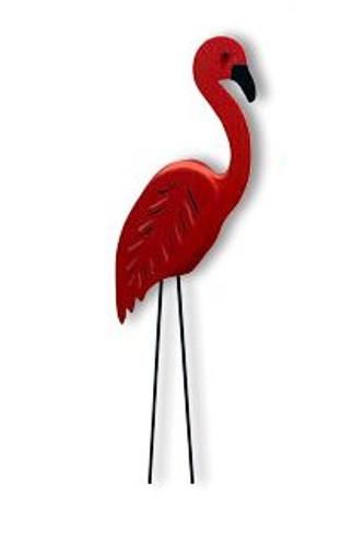 Flamingo Lawn Stake