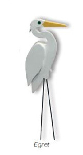 Egret Lawn Stake
