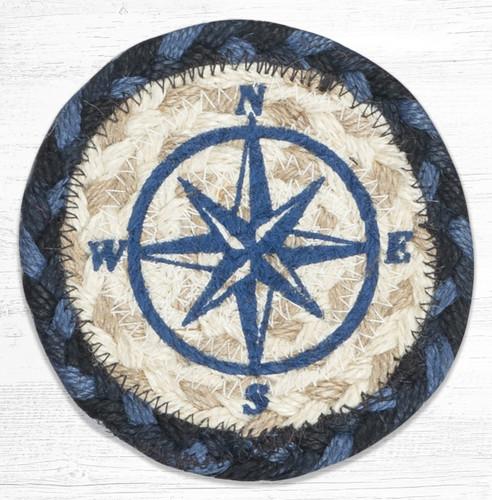 Compass Rose Coaster