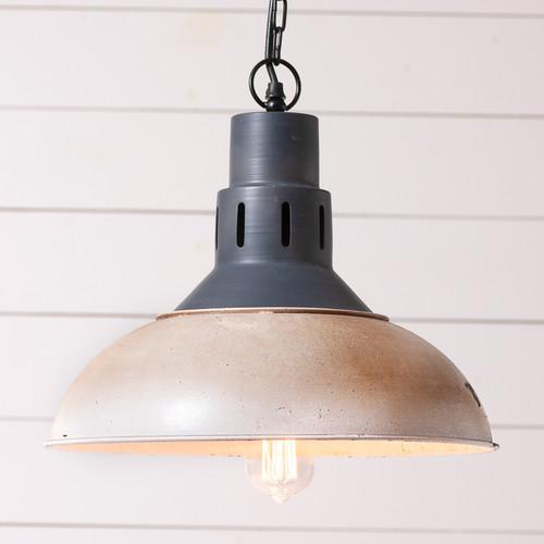 Vintage Farmhouse Pendant Light