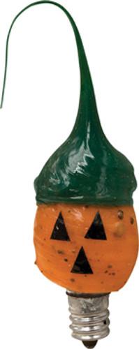 Pumpkin Face Bulb