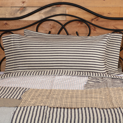 Ashmont Pillow Case Set by VHC Brands