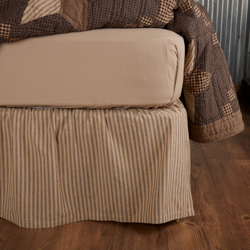 Farmhouse Star Bedskirt by VHC Brands