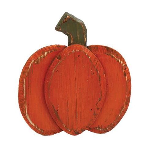 Harvest Tabletop Pumpkin