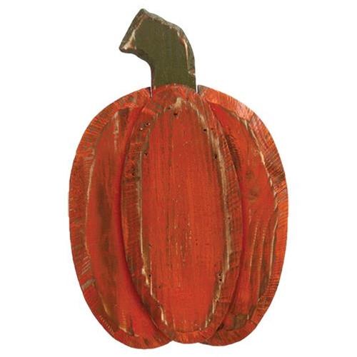 Harvest Tabletop Pumpkin - Tall