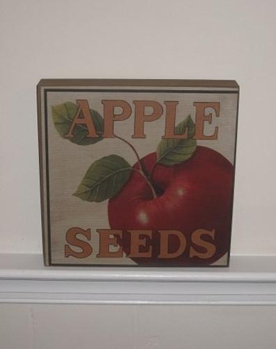 Fall Produce Box Sign