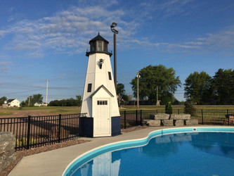 Ideas and Tips for Building Your Own Garden Lighthouse