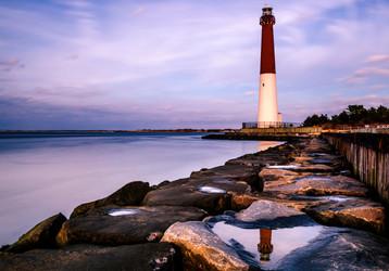 Historic American Lighthouses - Barnegat Lighthouse New Jersey