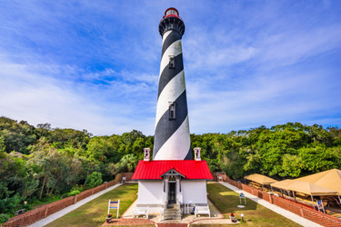 Historic American Lighthouses - St. Augustine