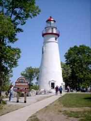 Historic American Lighthouses - Marblehead Ohio
