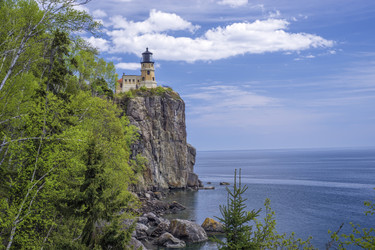 Historic American Lighthouses - Split Rock