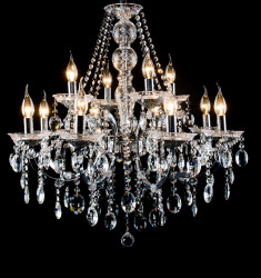 Colonial and Contemporary: A Guide to Different Types of Chandeliers