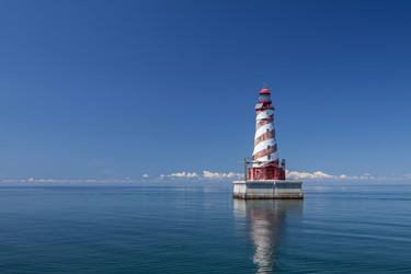 Historic American Lighthouses - White Shoals