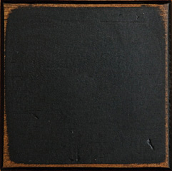 Vintage Creations Color Sample - Distressed Black