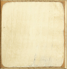 Vintage Creations Color Sample - Distressed Butter Cream