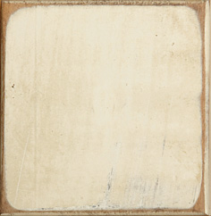 Vintage Creations Color Sample - Distressed Cream White