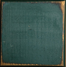 Vintage Creations Color Sample - Distressed Green
