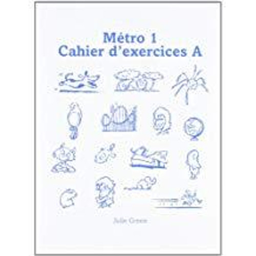 Metro 1 Cahier d'exercises