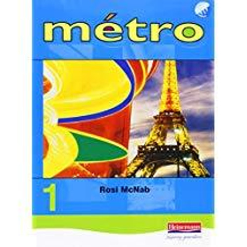 Metro 1: Pupil Book (French Edition)