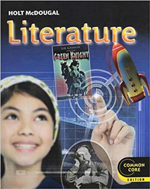 Holt McDougal Literature: Student Edition Grade 7