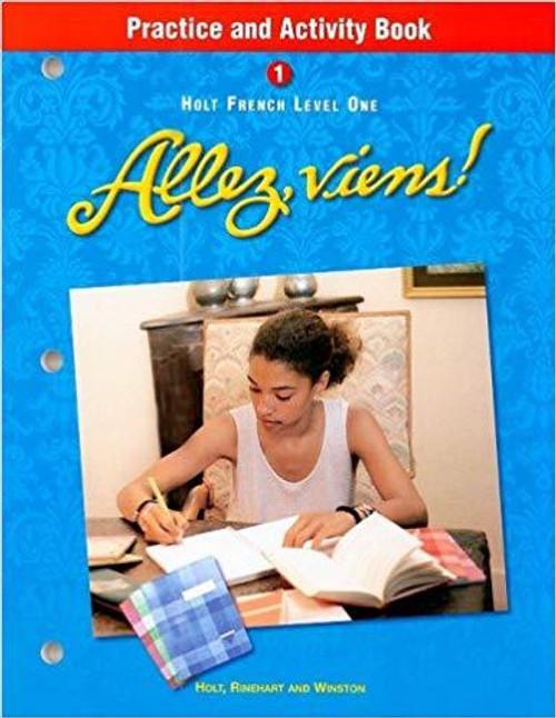 Allez Vien : Practice and Activity WorkBook Level 1