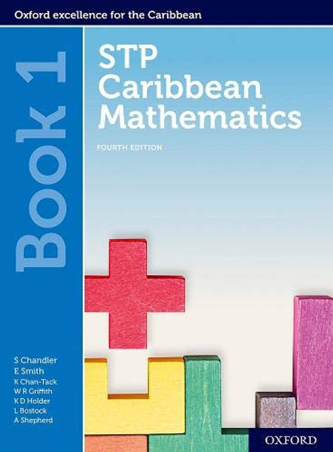 STP Caribbean Mathematics Book 1 (4TH EDITION)